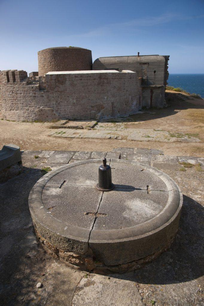 Fort Hommet, Guernsey