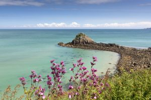 Beaches in Herm Island, Channel Islands