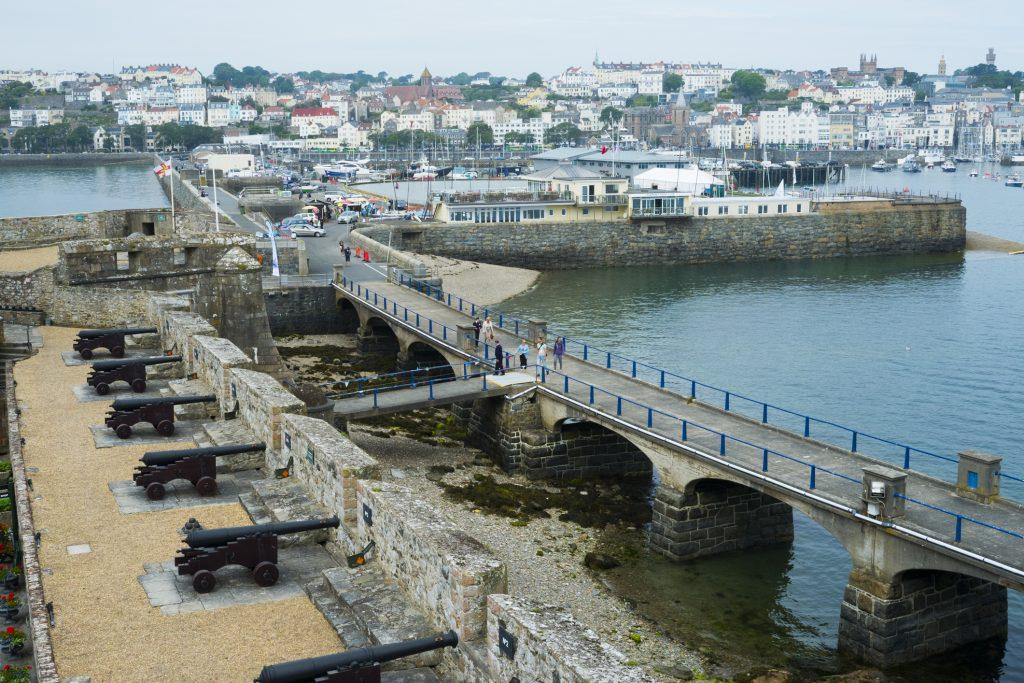 Castle Cornet, Saint Peter Port, Island of Guernsey
