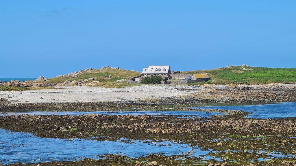 Lihou Island, Guernsey Island
