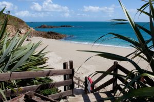 An outdoor guide to adventures in Herm Island