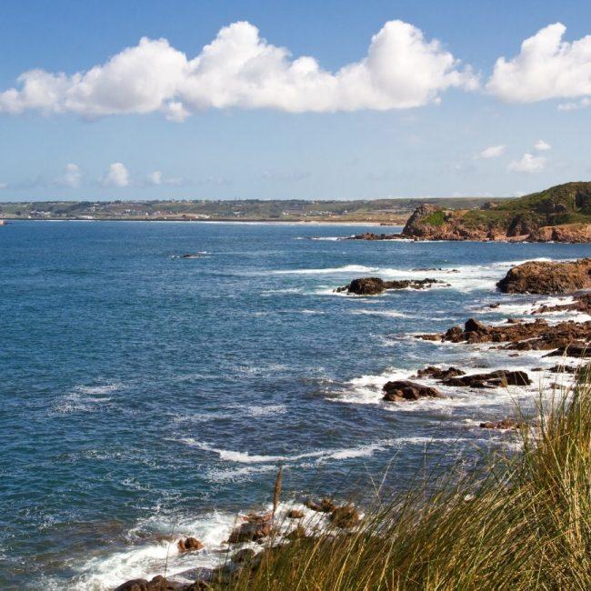Jersey coastline, Channel Islands