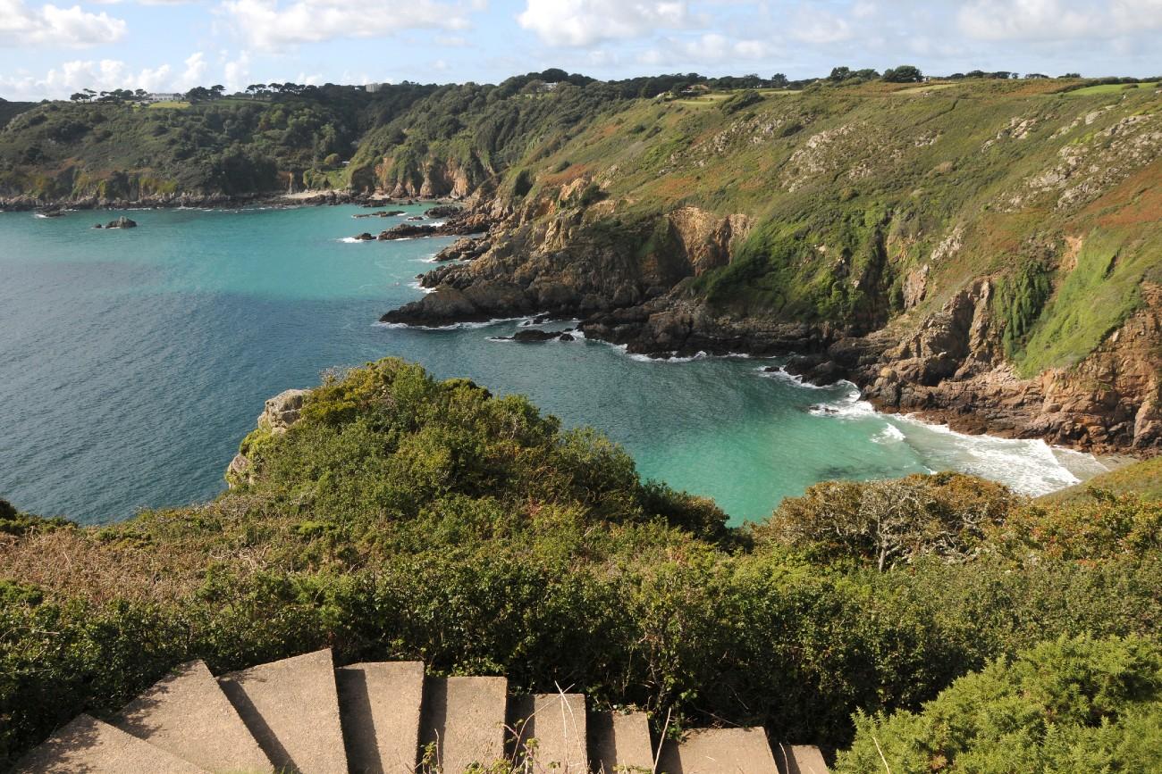 Best beaches on Guernsey, Channel Islands