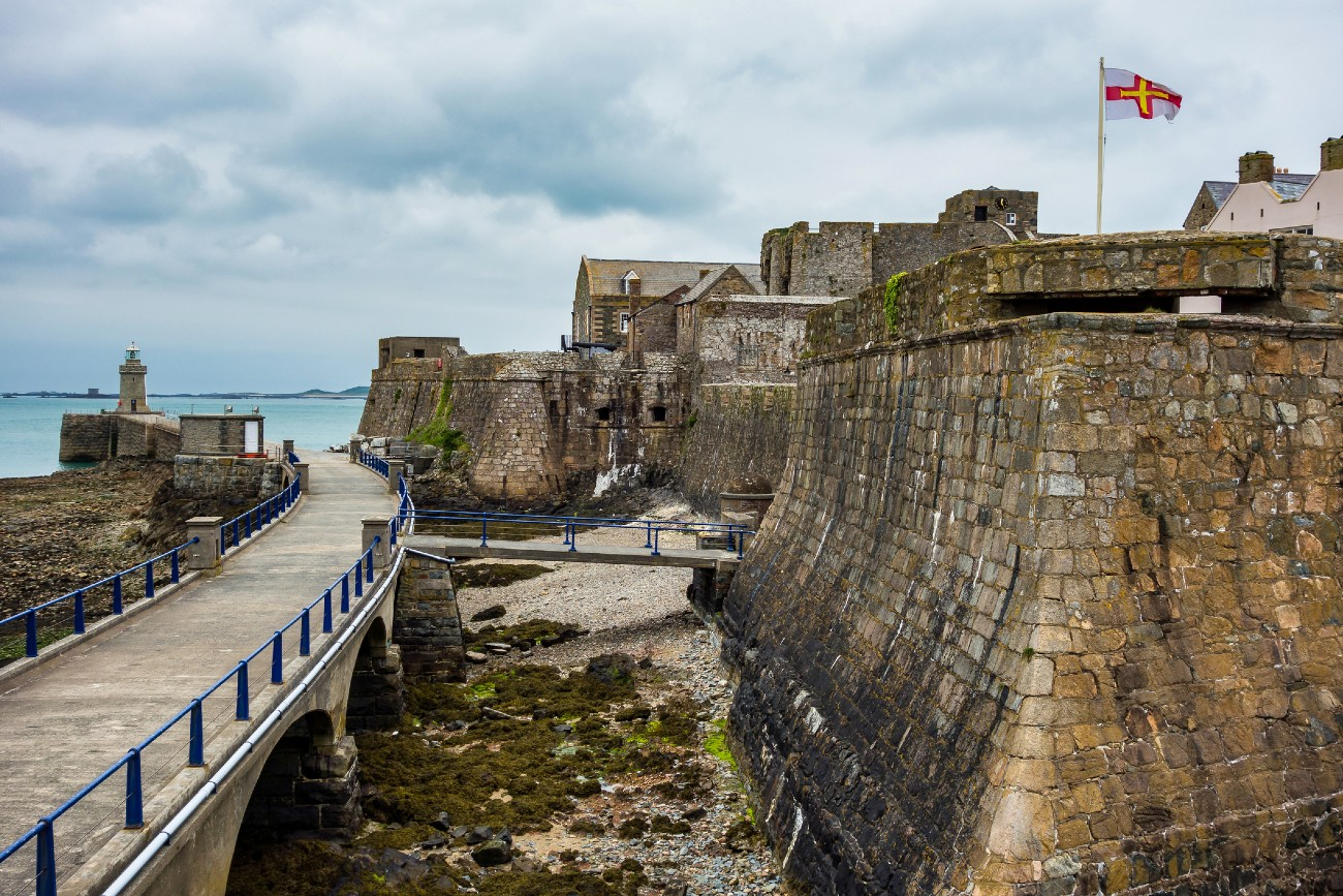 Castle Cornet, Guernsey - Travel guide