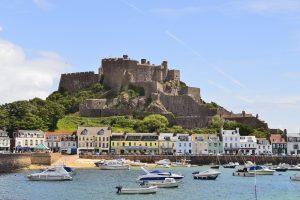Gorey Castle, Jersey, Channel Islands