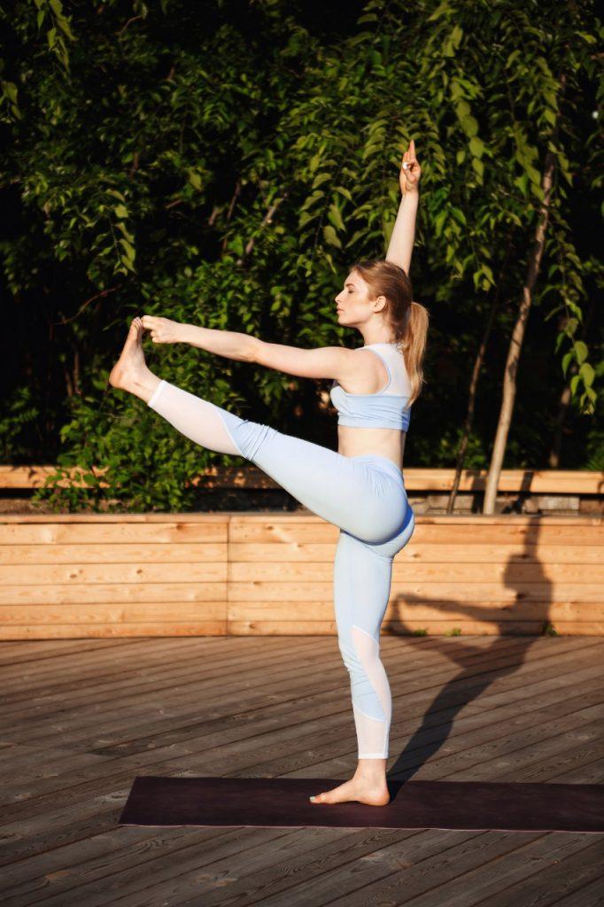 Outside Yoga, Channel Islands