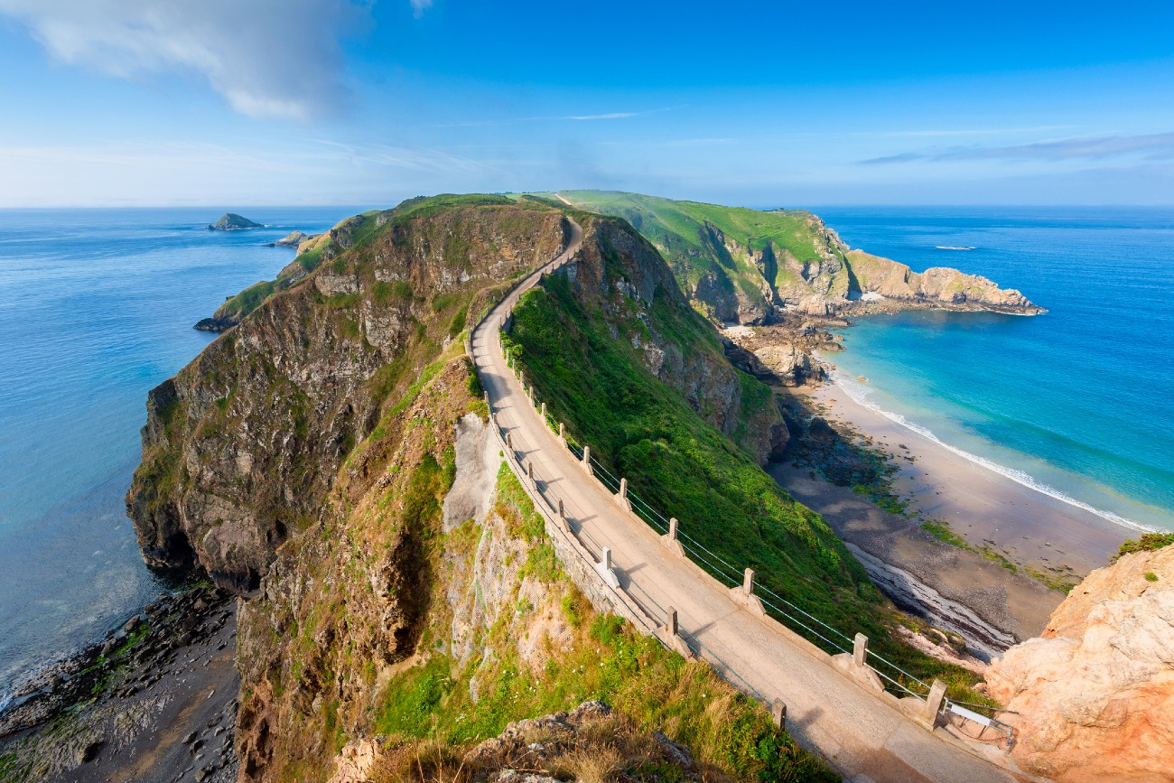 Adventures on the Island of Sark, Channel Islands