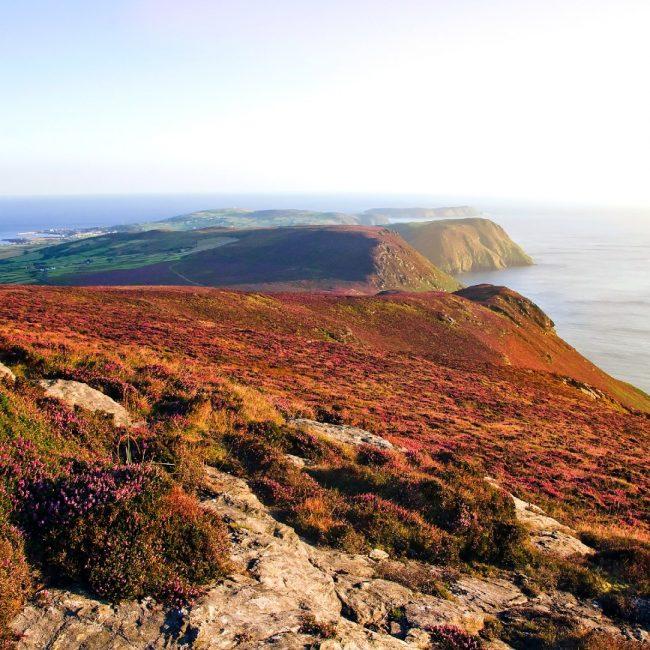 Isle of Man coastline