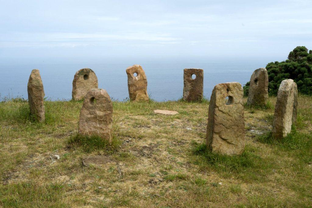 Sark Henge, Island of Sark, Channel Islands