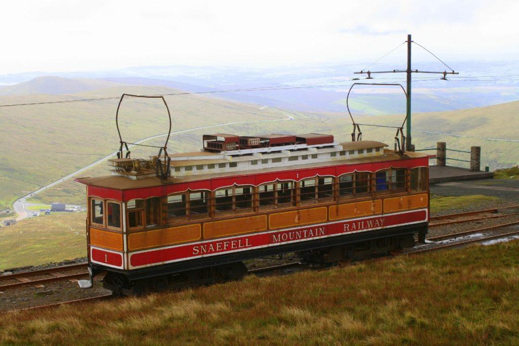 Snaefell Mountain Railway, Isle of Man