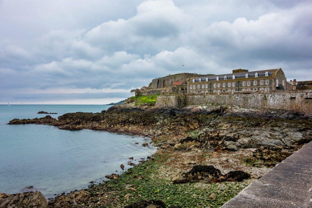 Castle Cornet in Guernsey