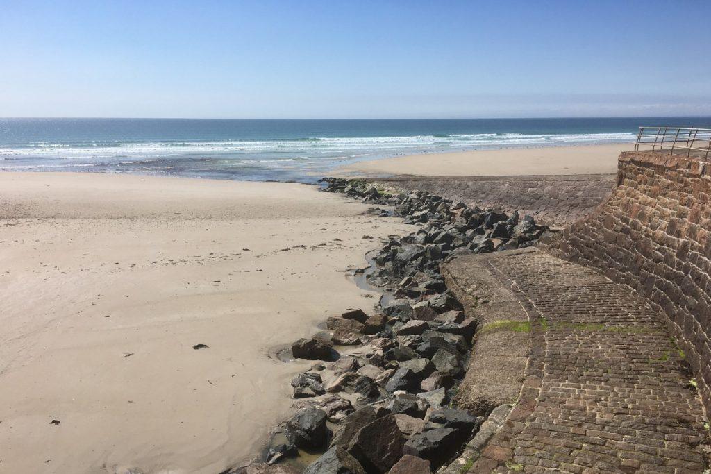 St Ouen`s Bay, Jersey