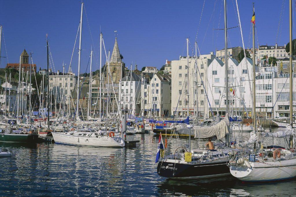 St Peter Port , Guernsey, UK