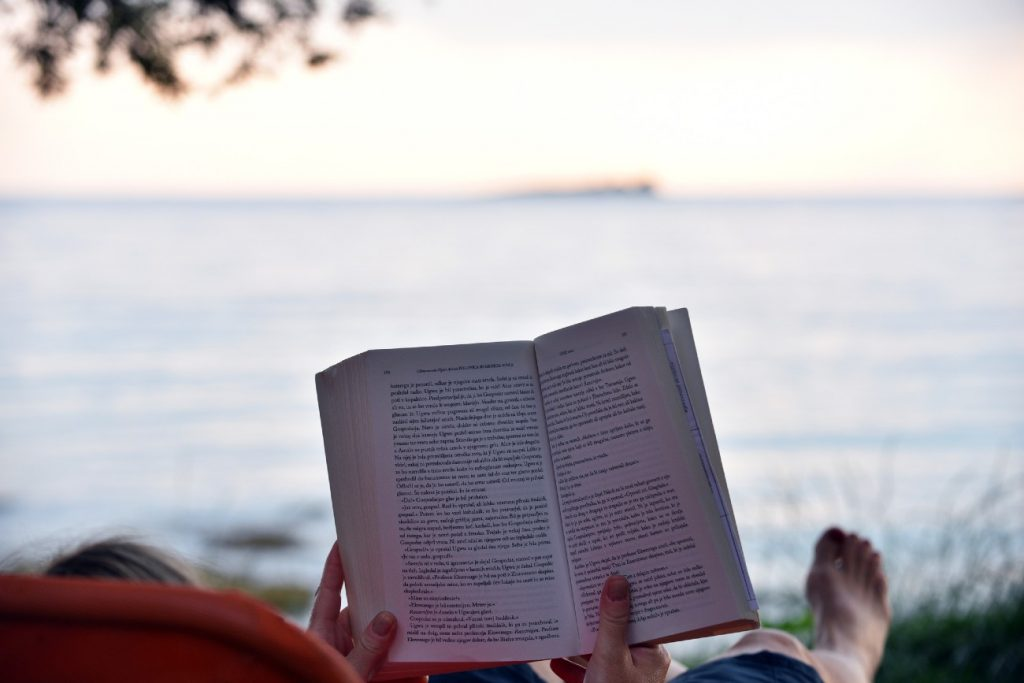 The Channel Islands: A haven for writers and readers