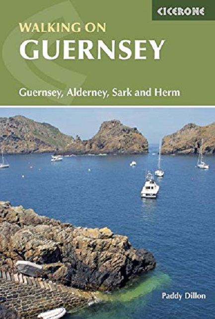 Walking on Guernsey - Guernsey, Alderney, Sark and Herm (British Walking Guides)