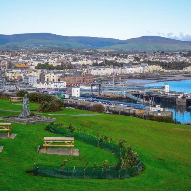 Isle of Man landscape