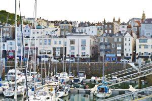 Sailing Around Guernsey and Herm