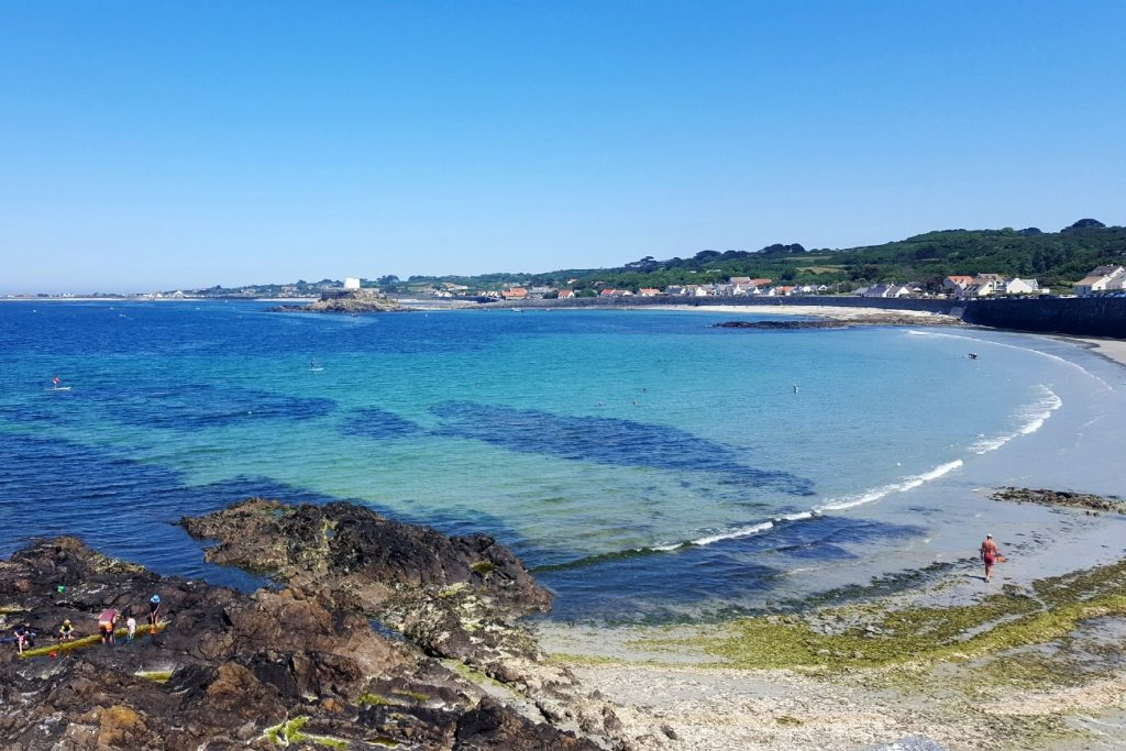 Work remotely from an island - Channel Islands