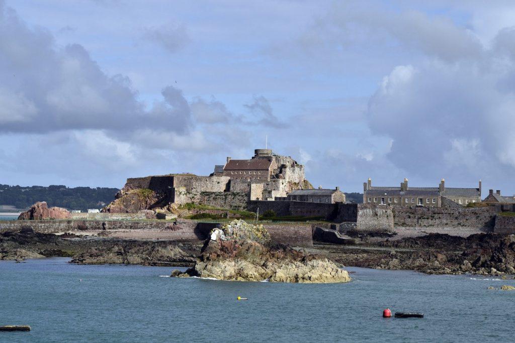 Elizabeth Castle, Jersey, Channel Islands