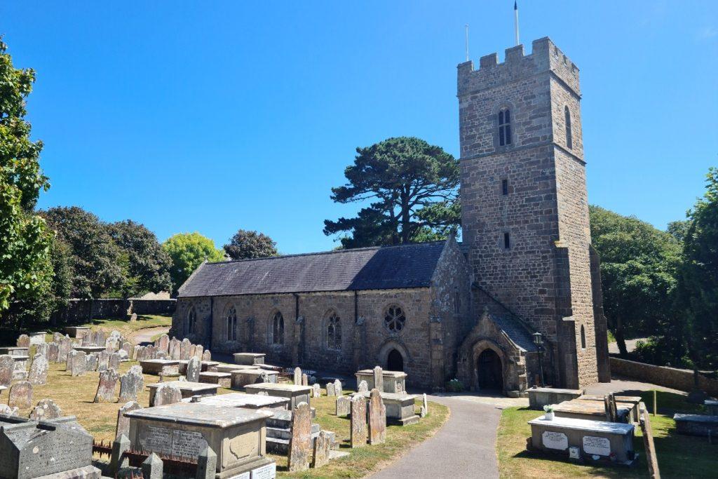 St Peter`s Church, Guernsey Channel Islands