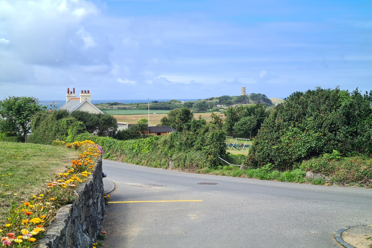 The Road To Market – St Peter's Village