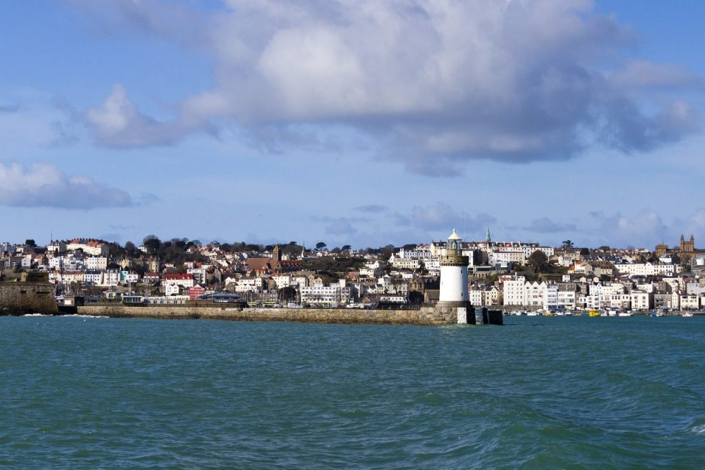 The Gateway To Guernsey – Saint Peter Port