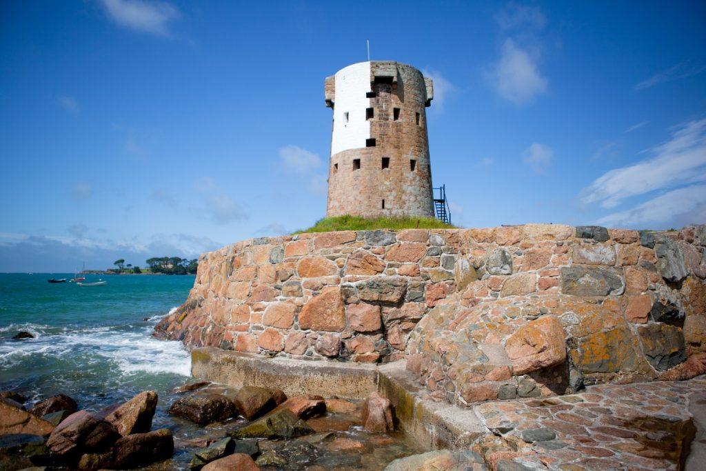 Le Hocq Martello Tower, Jersey