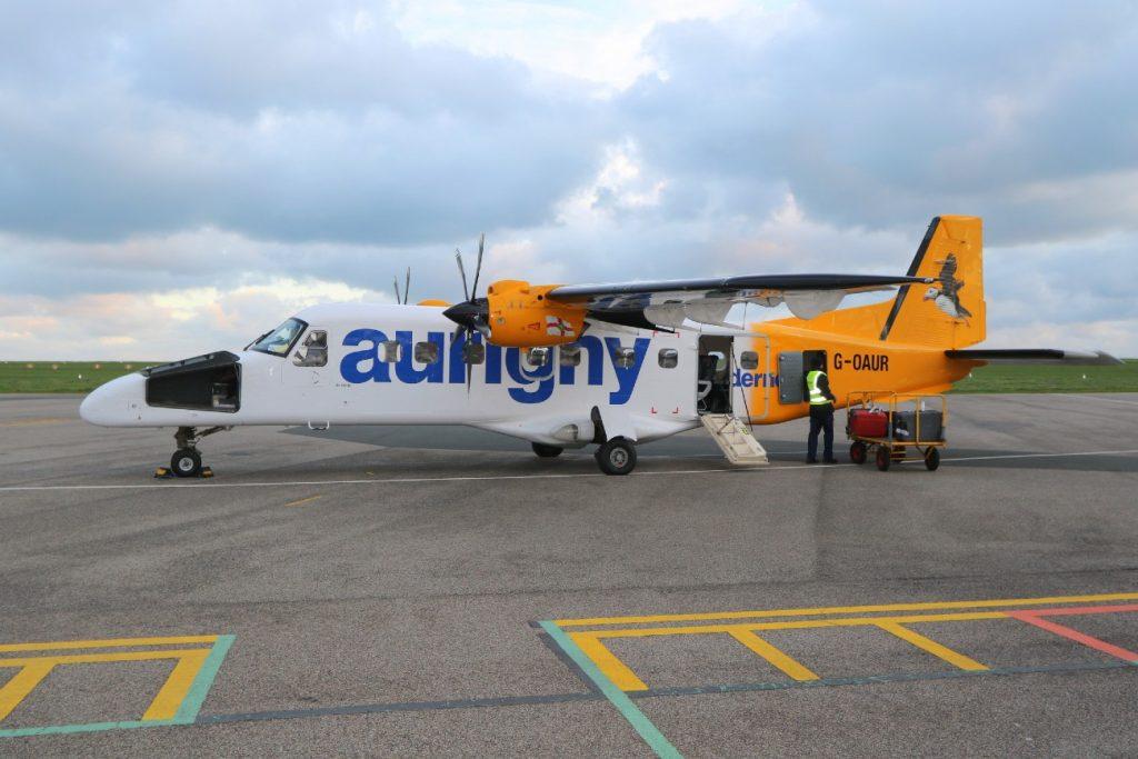 Alderney Airport, Channel Islands
