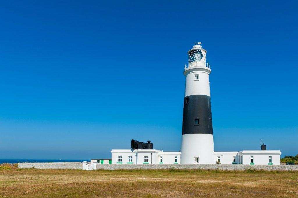Lighthouse on Alderney