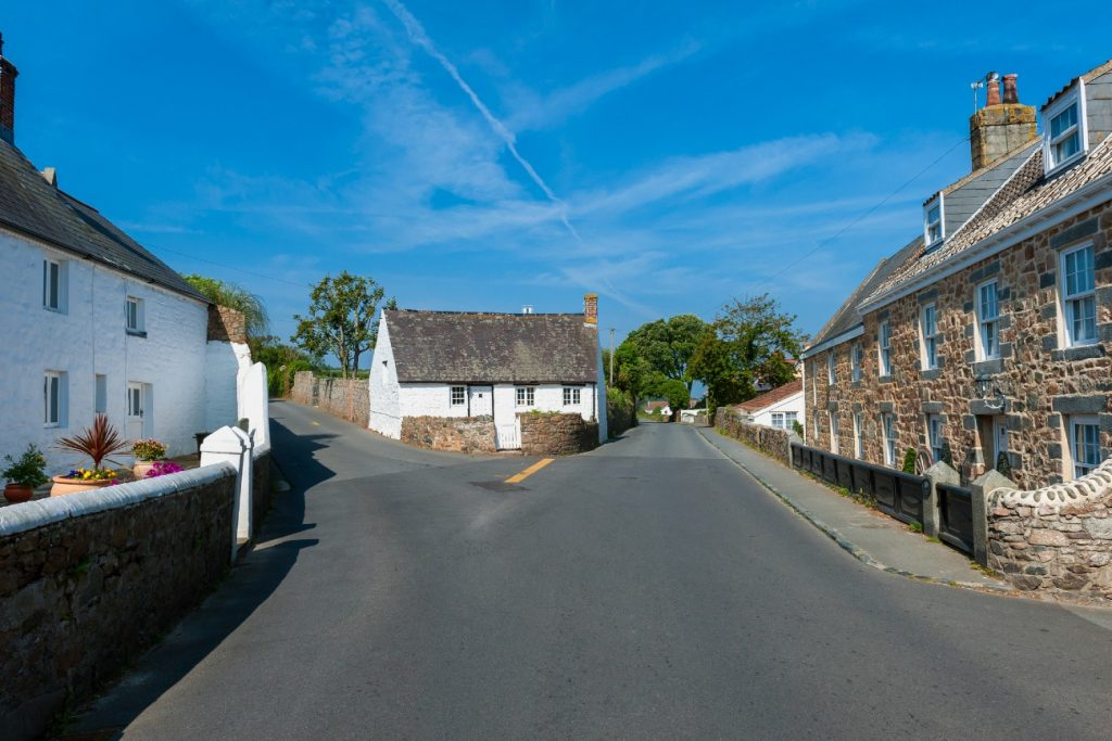 Real estate in Guernsey