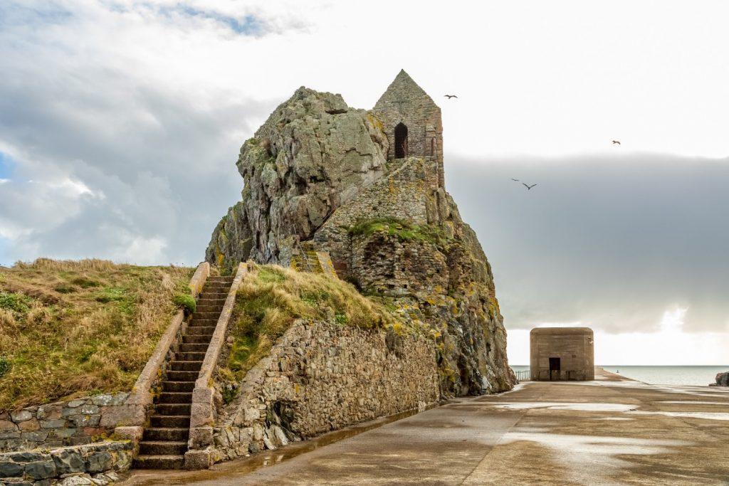 Saint Helier hermitage site, Jersey