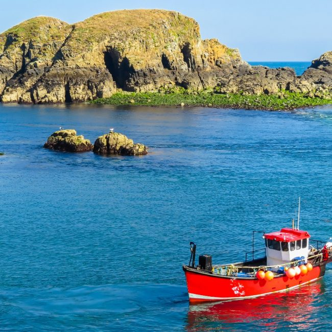 Visiting Sark in the Channel Islands
